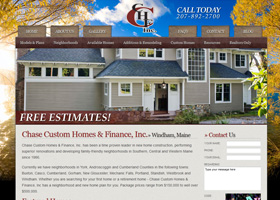 Chase Custom Homes & Finance, Inc.
