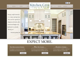 Kitchen Cove Cabinetry