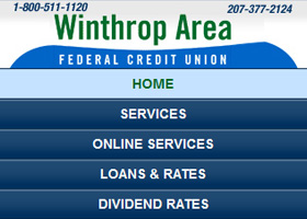 Winthrop Area Federal Credit Union